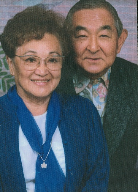 Terry and Kinzie Tanaka